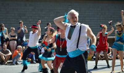 Best Parade in Seattle—The Fremont Solstice, 2014