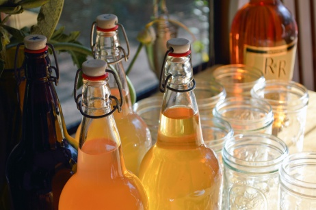 Apple Pressing 2015 Cider