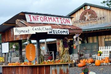 Parkerosa Farms Sign 2