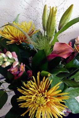 Pirate Party Flower Gift Image