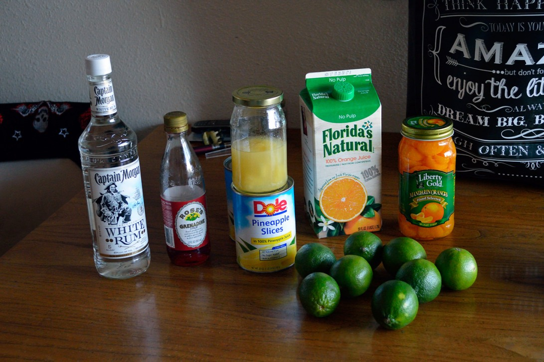 Pirate Party Rum Punch Image