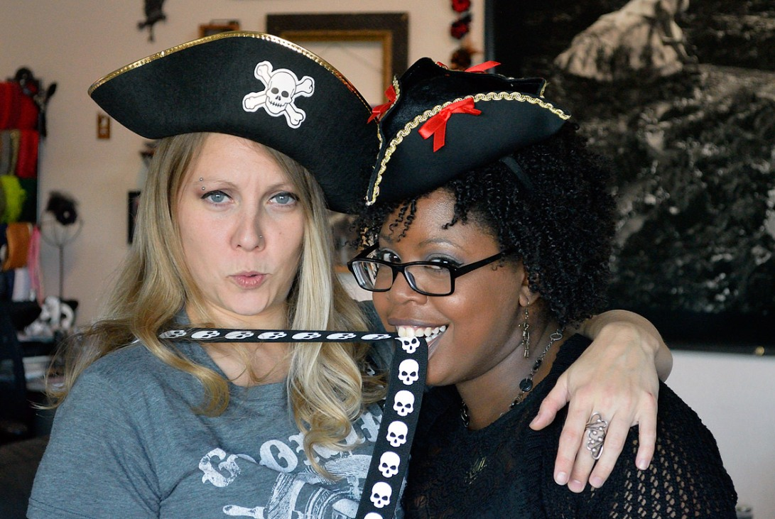 Pirate Party Swashbuckling Image