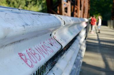 Twin Peaks Ronettes Bridge Bob Was Here