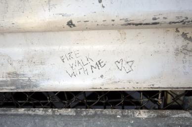Twin Peaks Ronettes Bridge Fire Walk With Me