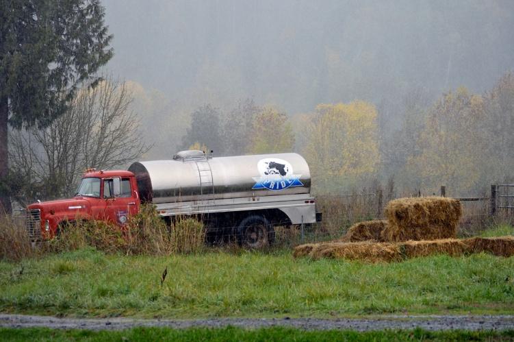 Willapa Hills Farm Truck